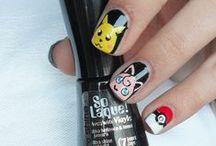 My Nail Art ♥ / Nail art from my blog : lenailartetmoi.com
