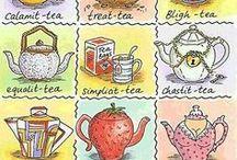 My favourite  teapots