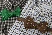 Our Dress Shirts / 100% Egyptian cotton, Italian milled button down dress shirts.