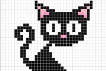 Charts & Cross-stitch