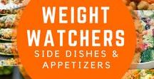 Not so last minute Side Dishes / Weight Watchers friendly side dishes and appetizers. Healthy side dishes that will help you feel satisfied while sticking to your WW plan!