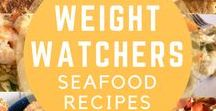 Weight Watchers Seafood / Shrimp, fish, salmon, and other seafood Weight Watchers friendly recipes with smart points.
