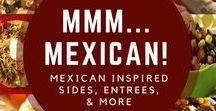 Mmm... Mexican / Weight Watchers recipes with smart points. Everything from taco soup to tostadas.