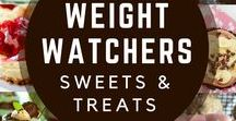 Weight Watchers Desserts / Weight Watchers desserts and sweet treats with WW smart points.
