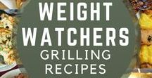 Get your Grill on / Weight Watchers friendly recipes you can cook on your grill.