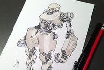 Robots-Mechs