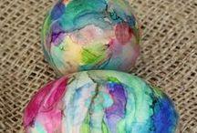 Easter Egg / Dekoration af æg