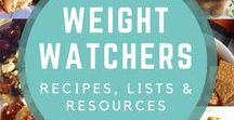 Weight Watchers Recipes, Lists, and Resources / Weight Watcher meals, Weight Watcher recipes, Weight Watcher snacks, Weight Watcher desserts, Weight Watcher cereals, Weight Watcher breakfasts