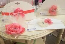 Halos to Hissy Fits / Boutique hair bows and accessories for babies and children made by hand with the highest quality materials and attention to detail.  Custom orders to match any outfit for every day or special occasion.  Also specializing in electric fragrance lamps and specialty oils & scents.  #minthill #minthillchildren #minthillkids #kidshair #hairbows #fragranceoil #fragrancelamps