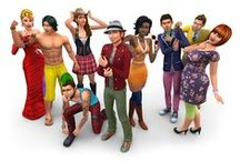 The Sims 4 / Sims 4 legacy stories from my blog, The Triangular Room, and other interesting Sims stuff