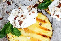 pineapple / pineapple recipes