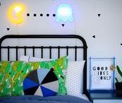 Rooms for kids / Pokoje dziecięce.