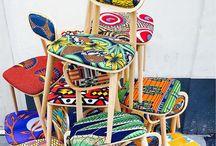 Chairs / Krzesła.