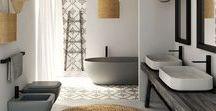 Nouvelle salle de bain / Inspirations de décoration et rénovation pour salles de bains et sanitaires