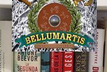 BELLUMLIBRIS - El rincón de los libros de Historia Militar / Os invito a conocer mi querida biblioteca de Historia Militar, donde conocereis clasicos y novedades de este genero. Podeis comrar cada libro a traves del enlace a Amazon y ayudareis a BHM