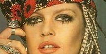 Inspiration hippie & bohème / Le guide mode Blue Madone pour un look hippie 60s-70s