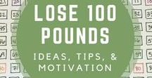 Lose 100 Pounds / Inspiration, encouragement, and ideas that will help when you need to lose a significant amount of weight.