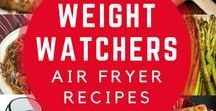 Air Fryer Weight Watchers recipes / Weight Watchers friendly air fryer recipes with Smart Points.