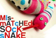 DIY for Baby / These ideas are so easy that even a not-so-crafty person (like me!) thinks she can make them for babies and kids!