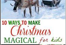 Holiday Inspiration / by Sarah Drewlo