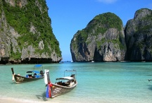 THAILAND  - PLACES TO VISIT / Going to Thailand, with your family,  fun for all the family see who's the best / by NannyCheryl Original