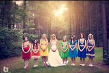 colourful weddings / Bright, colourful Weddings