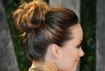 HAIR STYLE / by Bella Faria