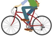 All About Bicycles / by Carmen Williams
