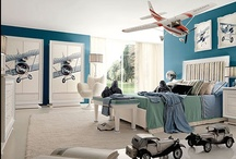 Nursery Ideas / Beautiful, practical, and dreamy room ideas to help you style your kids' rooms from infancy and beyond.