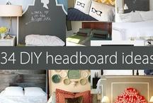 Headboards / by Patsy Albrecht