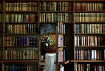 Bookcases / by Patsy Albrecht