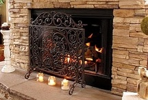 Fireplaces / by Elizabeth Collazo