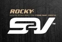 Rocky S2V Adventure Wear / by Rocky Boots
