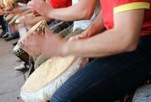 M. C. ~ Drumming/Percussion / by Ann Brandner Westenberg