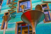 M. C. ~ Unique/Unusual/Unreal Instruments / by Ann Brandner Westenberg