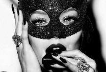 Masked / by Katherine Lande