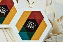 Badass Brand Identities / Beautiful, badass brand identities and suites. #brand #design #graphicdesign #logos