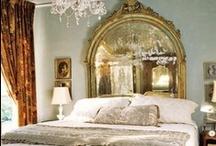 Bedrooms / Bedroom ideas I like... / by Miriam Bizzarro