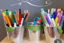 Art and Crafts for Kids / From process art to crafty, kid-made gifts, this board is where I look when we're interested in offering my kids ideas beyond a crayon book and box of crayons!
