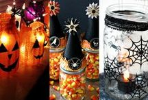 Halloween / Halloween, costumes, trick or treat, pumpkins, parties, party planning, jack-o-lanterns, kids