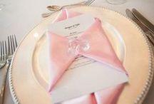 Wedding Napkin Folds