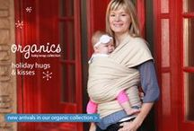 MOBY Wrap Organics / by Moby Wrap