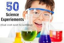 Experiments and Measurements-- Fun with Math and Science