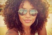 [ curly hair ]