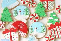 Christmas Cookies / So many recipes, of course they should have their own board. Fudge, candy, cookies, easy ideas, cute, decorated, kids, healthy, homemade, exchange ideas, DIY gift ideas, gluten free, shortbread, bars, best, classic, traditional, chocolate, Mexican, and more deliciousness!