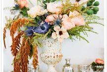 Wedding Flowers / Ideas on types of flowers, bouquet designs, etc.