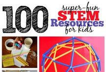 Classroom - STEM/STEAM / by Ann Brandner Westenberg