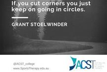 ACST Motivation / Motivational quotes from Australian sports stars and champions!  Aussie athletes rule!