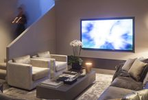 Home Automation Projects / Designing and Building into our projects state of the art Home Automation with our in house Cedia Award Winning Tech Team