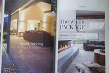 Llama Media / Coverage of our Architecture & Interiors projects in the Media.